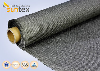 China 800 C High Temperature Thermal Insulation Fabric For Making Removable Jacket And Covers supplier