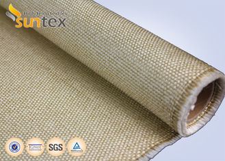 China 1.3mm Industrial Fire Blanket Roll Vermiculite Glassfiber Cloth 800 C Heat Resistant Fiberglass Welding Blanket Roll supplier