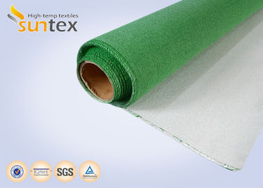 Thermal Insulation Cover PU Coated Fiberglass Fabric Polyurethane Coated Fabric 1.2mm