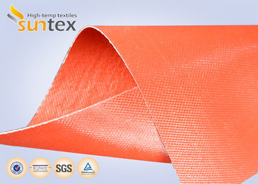 China 850 g Thermal Insulation Fabric Resistant High Temperature Up To 800 C Degree supplier