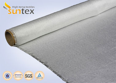 China 7628 Flame Retardant Woven Fiberglass Cloth 550C Electronic Heat Insulation supplier