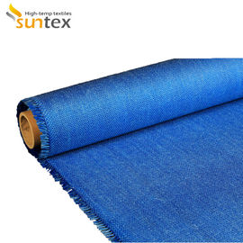 China Acrylic Coated Fiberglass Fabrics Heat Resistant Cloth For Fireproof & Welding Protection & Hullboard supplier
