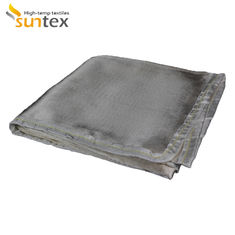 China Fiberglass Welding Blankets For Curtains In The Machine Shop, As Drop Cloths, Insulation Mats And As Machine Covers supplier