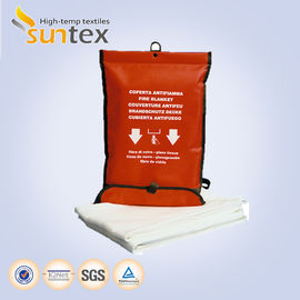 China SUNTEX Fire Protection Blanket For House Kitchen And Person Protecting distributor