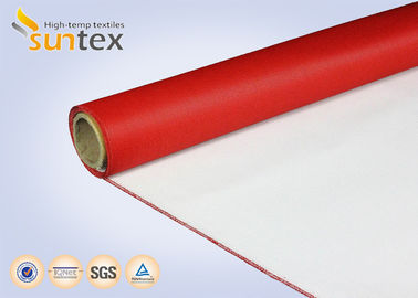 China PU Coated Welding Fabric Expansion Joint Cloth 13.5OZ For Duct Connect distributor
