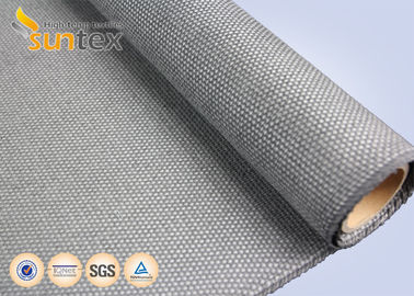 China 1.4mm Thermal Insulation Flame Retardant Fabric 700 C Degree Heat Protection distributor