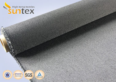 China 30oz Weave - Lock Fire Resistant Fiberglass Fabric Flame Resistant Fabric 550C distributor