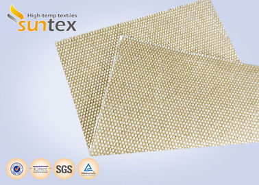 China Highly Heat Resistant Fiberglass Cloth Incredibly Durable 1700C High Silica Glass Fiber distributor
