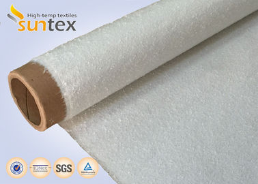 China 12oz Bulk Fiberglass Welding Blanket Roll Protects Against Sparks Flame Retardant factory