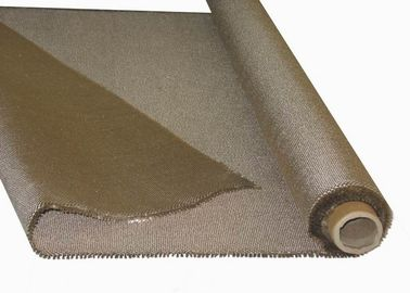 China 26oz Bulk E Glass Lagging Woven Fiberglass Cloth For Welding Sparks Insulation Fire Blanket distributor