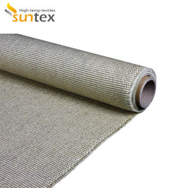 China 1100C High Temp Ceramics Heat Resistant Fabrics Low Thermal Conductivity distributor