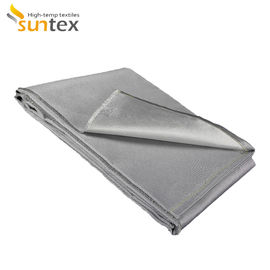 China Customize Size Anti Fire Fiberglass Cloth Fire Blanket Provide Protection From Sparks, Spatter, Slag factory