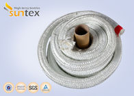 Heat Insulation 550C Fiberglass Rope Gasket For Industrial